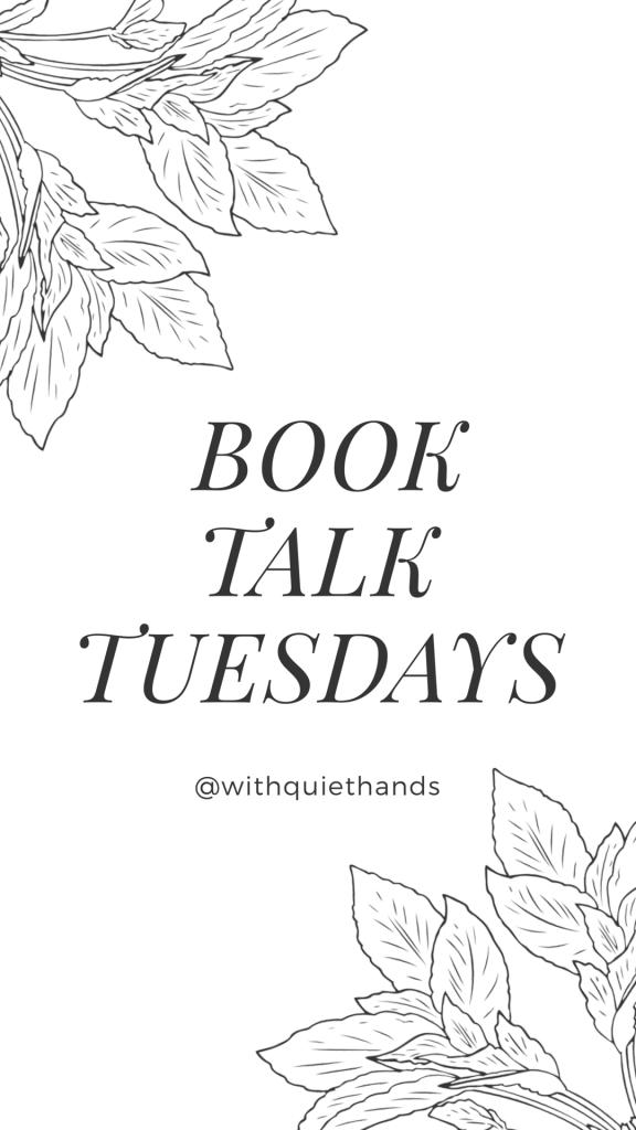 book talk tuesdays